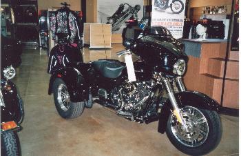 Eine tolle Maschine - Harley Davidson