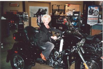 Besuch bei Harley Davidson in Reno - ein besonderes Erlebnis