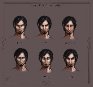 Gesichtszüge