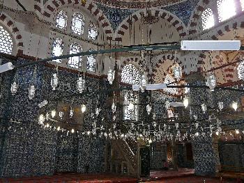 Ein Traum in Blau (Blaue Moschee) ..