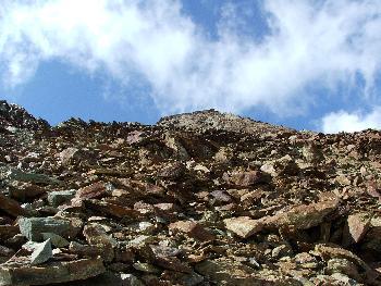 12. Tifenbachkogel vom Gletscherrand