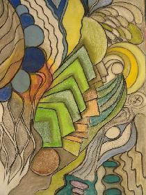Spiel mit Farben und Formen ....