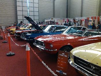 Mustang, Chevrolet