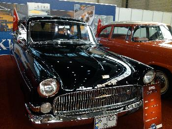 Opel Kapitan 1957