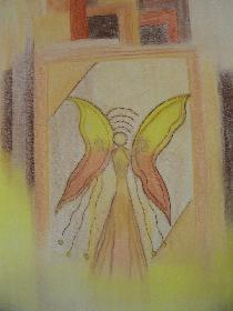 Schmetterlingsflügeln gleich ...