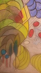 Spiel mit Farben ...