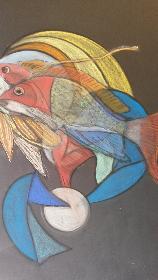 noch mehr Fische ....