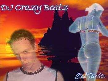 CD Cover - Club Nights